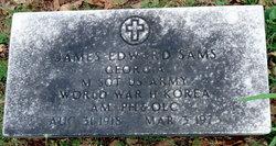 James Edward Sams, Sr