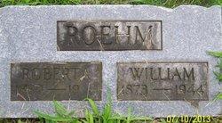 Roberta Violet <I>Gastineau</I> Roehm