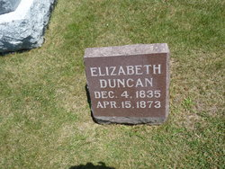 Elizabeth <I>Moore</I> Duncan
