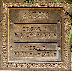 Edgar P Bacon