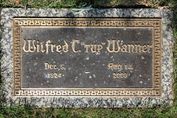 """Wilfred C """"Tup"""" Wanner"""