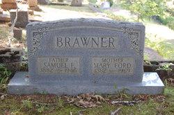 Mary E. <I>Ford</I> Brawner