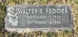 Walter E. Fedora