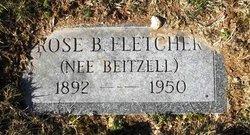 Rose B. <I>Beitzell</I> Fletcher