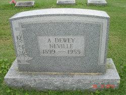 Admiral Dewey Neville