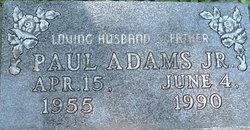 Paul Adams, Jr