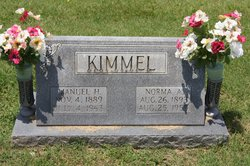 Mrs Norma <I>Lindsey</I> Kimmel