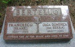 Olga Domenica <I>Serra</I> Bertello