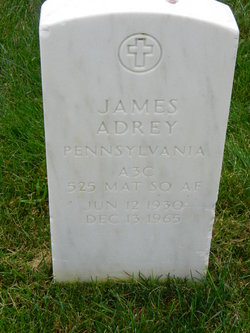 James Adrey