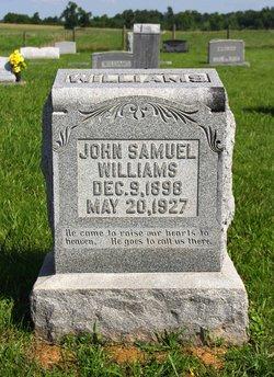 John Samuel Williams