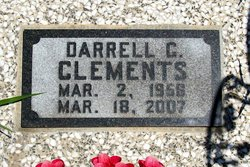 Darrell Guy Clements