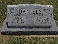 Deneas Daniels