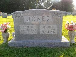 Adellia Della <I>Harris</I> Jones