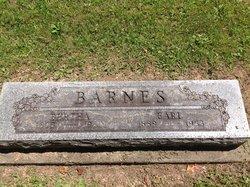 Earl Seba Barnes