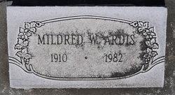 Mildred <I>Ward</I> Ardis