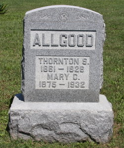 Thornton Scott Allgood