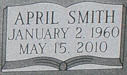 April Denise <I>Smith</I> Cave