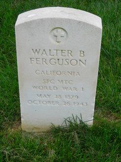 Walter B Ferguson