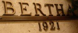 Bertha <I>Eaton</I> Hoggard