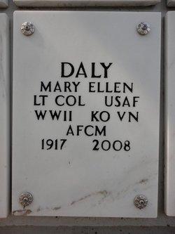 "Mary Ellen ""Mel"" Daly"