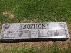 John E Rozhon