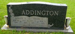 Kenneth Hoover Addington