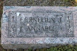 Cornelius J Annable