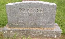 Carroll B <I>Bolten</I> Gregory