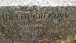Della <I>Gregory</I> Jaycox