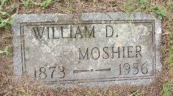 William D Moshier