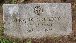 "Pvt Frank ""Happy"" Gregory"