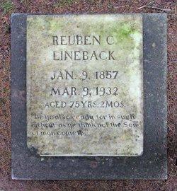 Reuben Claudius Lineback