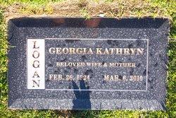 Georgia Kathryn <I>Bittle</I> Logan
