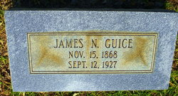 James N Guice