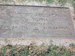 Timoteo Apodaca