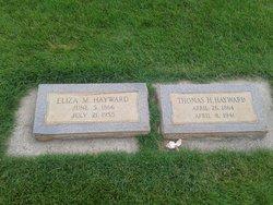 Eliza Bridget <I>Munson</I> Hayward