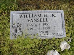 William Henry Vansell, Jr