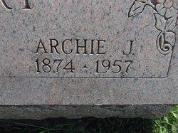 """Archibald J. """"Archie"""" Cory"""