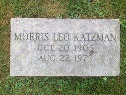 Morris Leo Katzman
