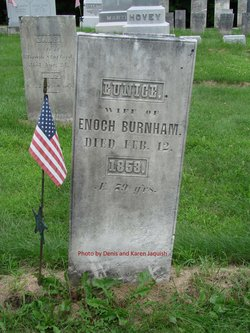 Eunice <I>Martin</I> Burnham