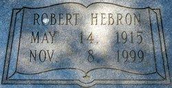 Robert Hebron Daugherty
