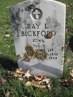 Ray L Bickford