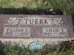 William F Tuerk