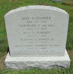Gertrude E Hammer