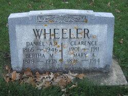 Mary A Wheeler
