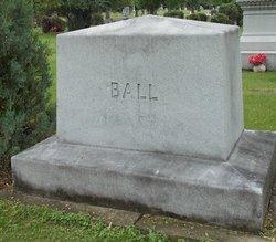 Elizabeth <I>Loomis</I> Ball