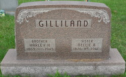 Harley H Gilliland