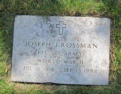 Joseph J Rossman