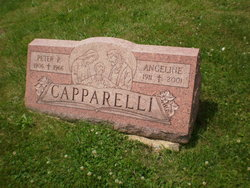 Angeline <I>Scarlett</I> Capparelli