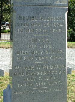 Diana <I>Gaskill</I> Aldrich